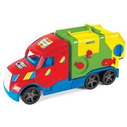 Magic Truck Basic śmieciarka kontener (36330). Wiek: 3+