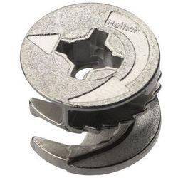 Złącze mimośrodowe Twister Rastex 15 mm 8 szt. Hettich
