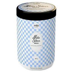 Mila Pro Silver Max Bleaching Powder, profesjonalny rozjaśniacz w proszku 500g
