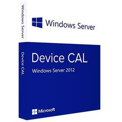 Windows Server 2012 Device CAL 32/64 bit