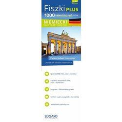 FISZKI PLUS 1000 NAJWAŻNIEJSZYCH SŁÓW NIEMIECKI DLA POCZĄTKUJĄCYCH + CD (opr. kartonowa)