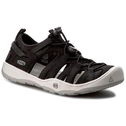 Sandałki dziecięce, Sandały KEEN - Moxie Sandal 1016691 Black/Vapor