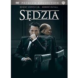 Sędzia (Premium Collectiion) (DVD) - David Dobkin DARMOWA DOSTAWA KIOSK RUCHU