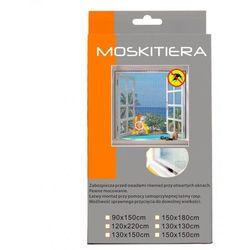 MOSKITIERA SIATKA DO OKIEN 90 X 150cm