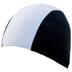 Fashy czepek lycra 3252 czarno/biały