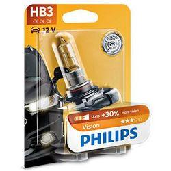 Żarówka samochodowa HB3 Philips Vision, P20d, 55 W, 12 V, 1 szt.