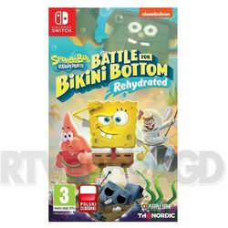 Spongebob SquarePants: Battle for Bikini Bottom – Rehydrated NSWITCH