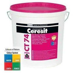 Tynk silikonowy CERESIT CT74 1,5mm 25kg CAPADOCCIA 2