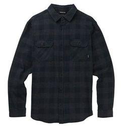 koszula BURTON - Brighton Flnl True Black Htr Buff (001) rozmiar: S