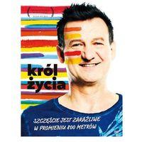 Filmy polskie, Król życia (DVD + książka) - Jerzy Zieliński