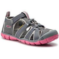 Sandały dziecięce, Sandały KEEN - Seacamp II Cnx 1020702 Steel Grey/Rapture Rose