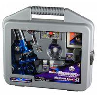 Pozostałe zabawki edukacyjne, Mikroskop Zestaw Deluxe - DARMOWA DOSTAWA!