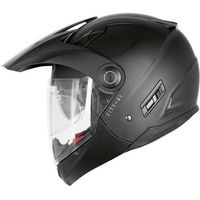 Kaski motocyklowe, KASK OZONE OPEN FACE CITY BLACK MATT