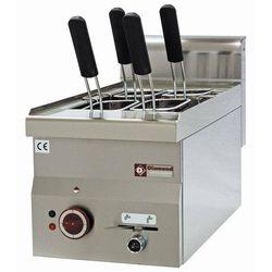 Urządzenie do gotowania makaronu 14L | nastolne | 3kw | 300x600x(H)280/400mm