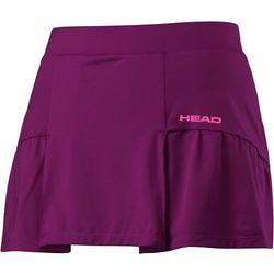 Head spódniczka tenisowa Club Basic Skort W Purple XS - BEZPŁATNY ODBIÓR: WROCŁAW!