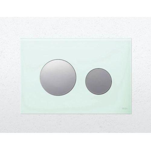 płytka z przyciskami spłukującymi teceloop chrom połysk 9240666 marki Tece
