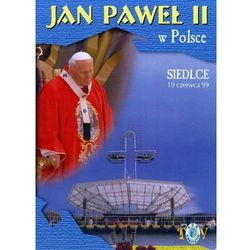Jan Paweł II w Polsce 1999 r - SIEDLCE - DVD