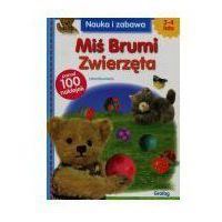 Książki dla dzieci, Miś Brumi Zwierzęta - Lieve De Boumans (opr. miękka)