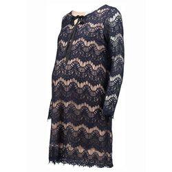 MAMALICIOUS MLNARDIN SHORT DRESS Sukienka letnia navy blazer