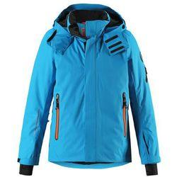 Kurtka narciarska zimowa Reima Reimatec Wheeler niebieska - 7470 -30 narty (-30%)