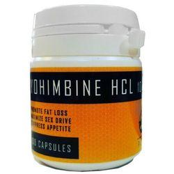 Spalacz tłuszczu PALMAS Yohimbine HCL 100 kaps, Inne: 5mg Najlepszy produkt Najlepszy produkt tylko u nas!