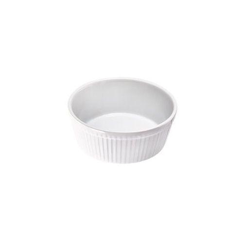 Blachy do pieczenia gastronomiczne, Foremka do creme brulee porcelanowa ISABELL