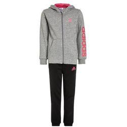adidas Performance HOJO Dres medium grey heather/super pink
