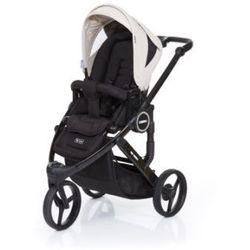 ABC DESIGN Wózek dziecięcy Cobra plus black-sheep, stelaż black / siedzisko black
