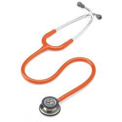 Stetoskop internistyczny 3M Littmann Classic III - pomarańczowy