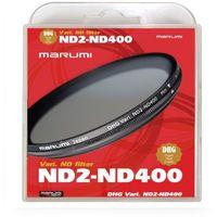 Filtry do obiektywów, Marumi DHG Vari.ND2.5-400 62mm - produkt w magazynie - szybka wysyłka!