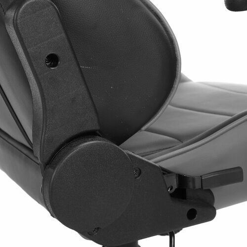 Fotele dla graczy, Obrotowy fotel gamingowy NORDHOLD - YMIR - szary