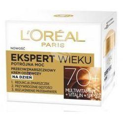 L'Oreal Ekspert Wieku 70+ (W) przeciwzmarszczkowy krem odżywczy na dzień 50ml