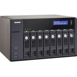 QNAP TVS-871-i7-16G NAS Tower HDD Bay 8 16GB 4 GLAN TVS-871-i7-16G - odbiór w 2000 punktach - Salony, Paczkomaty, Stacje Orlen
