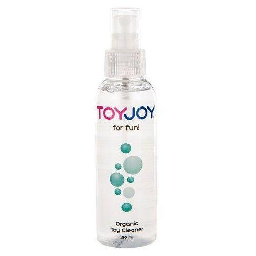 Pozostała higiena, Organiczny płyn do mycia akcesoriów Toy Joy Organic Toy Cleaner 150 ml 063854