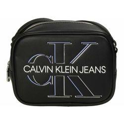 Calvin Klein Torba z paskiem na ramie 19 cm black ZAPISZ SIĘ DO NASZEGO NEWSLETTERA, A OTRZYMASZ VOUCHER Z 15% ZNIŻKĄ