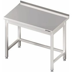 Stół przyścienny bez półki 1100x700x850 mm | STALGAST, 980027110