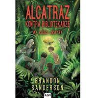 Książki fantasy i science fiction, Alcatraz kontra Bibliotekarze. T.2. Kości skryby (opr. miękka)