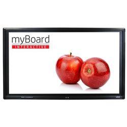 "Monitor interaktywny myBoard Black LED 65\"" 4K UHD z Androidem - VAT 0% OFERTA TYLKO DLA SZKÓŁ!"