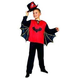 Strój Drakula - przebrania dla dzieci na Halloween - 140 cm
