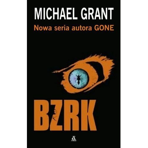 Książki dla dzieci, BZRK (opr. broszurowa)