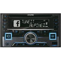 Radioodtwarzacze samochodowe, Alpine CDE-W296