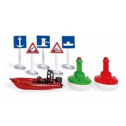 SIKU Zestaw znaków + łódź (5592)