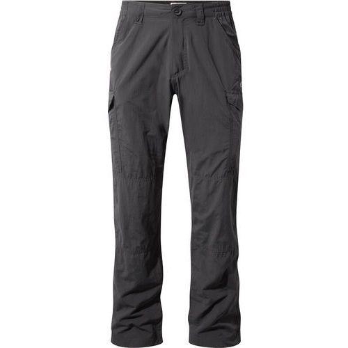 "Spodnie męskie, Craghoppers NosiLife Cargo II Spodnie Mężczyźni, black pepper 40"" | EU 56 (Regular) 2020 Spodnie i jeansy"