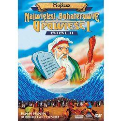 Mojżesz - film DVD