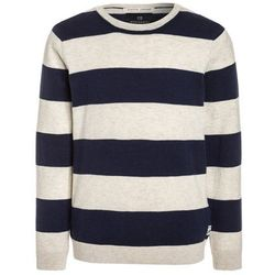 Scotch Shrunk STRIPE AND SOLID COLORS Sweter blue