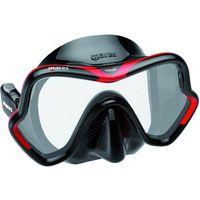 Maski, płetwy i fajki, Maska do nurkowania MARES One Vision Czarno-czerwony + DARMOWY TRANSPORT!