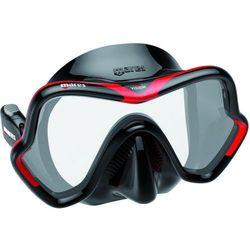 Maska do nurkowania MARES One Vision Czarno-czerwony