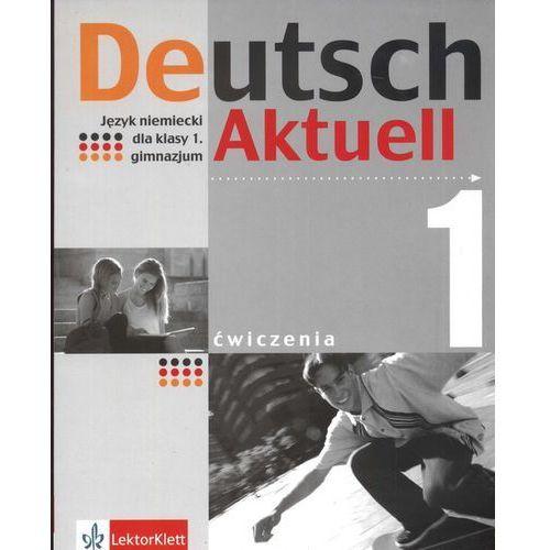 Książki do nauki języka, Deutsch Aktuell 1 ćwiczenia (opr. miękka)