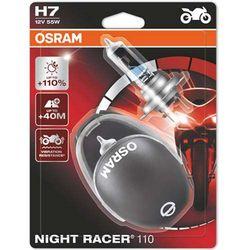 Żarówki do Motocykla Osram® H7 Night Racer® 110 | Blister 2 szt.