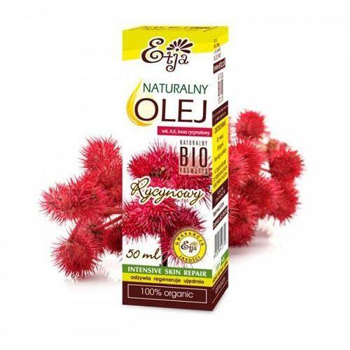 Olejki zapachowe, Etja Organiczny olej rycynowy BIO 50 ml